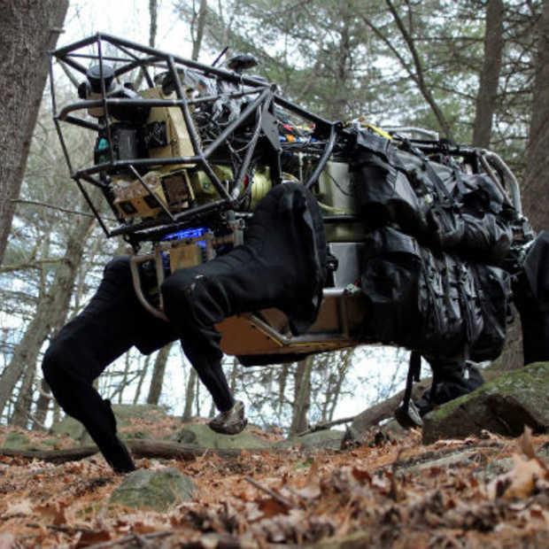Robotics voor gevorderden: Boston Dynamics