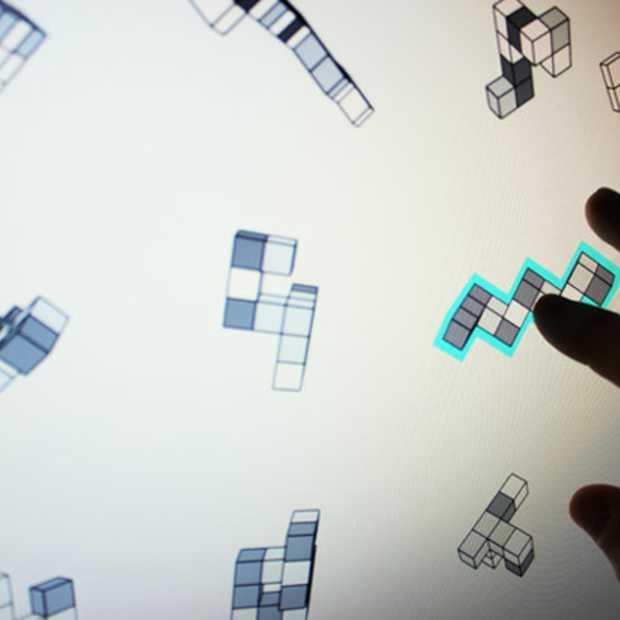 Rotal, een smartphone spel dat je ruimtelijk inzicht test