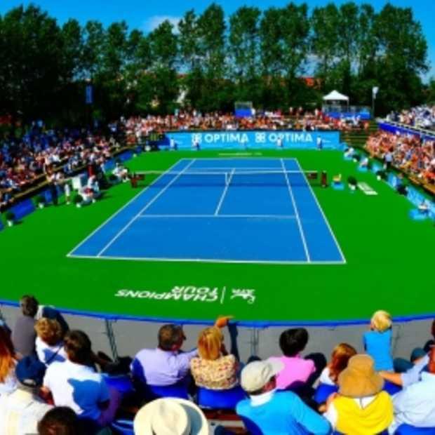 RT actie: Win tickets voor de Optima Open met Boris Becker & Yannick Noah