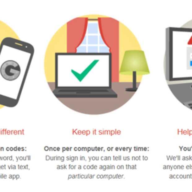 Safety First: beveilig je account met 2-Stap Verificatie