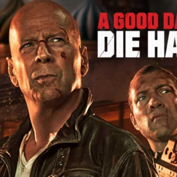 Seven maakt internationale online campagne voor 'A Good Day to Die Hard'