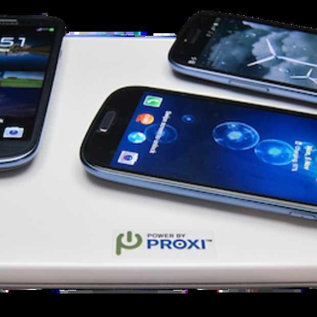 Smartphones draadloos herladen