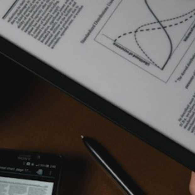 Sony brengt Digital Paper op de markt
