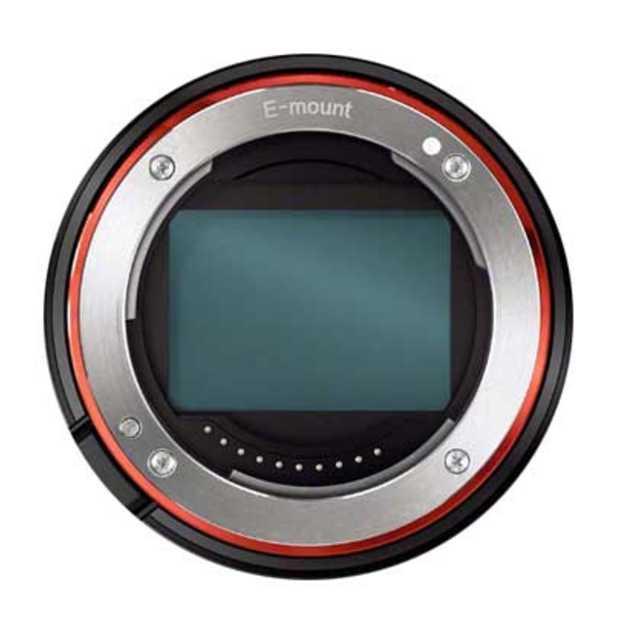 Sony plant eind 2013 de lancering van een fullframe systeemcamera.