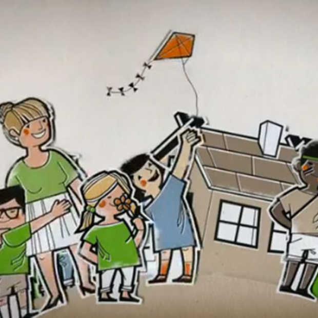 SOS Kinderdorpen zet virtuele tijd om in echte tijd