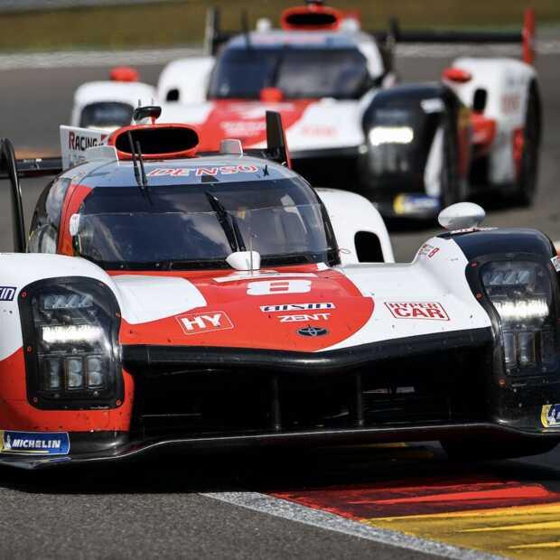 Toyota GAZOO Racing boekt historische overwinning op Spa-Francorchamps