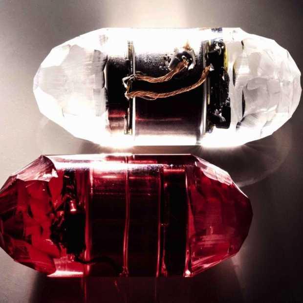 Inneembare 'Audiopill': Gevaarlijk experiment of geniaal idee?