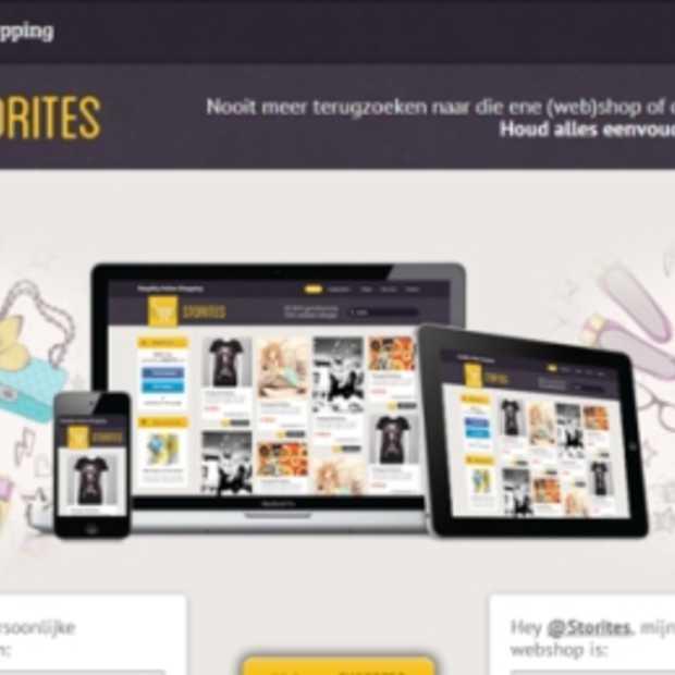 Storites: het nieuwe online shopping geheugen