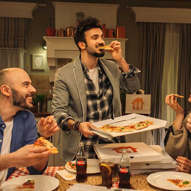 Eet pizza en win een reis naar Italië!