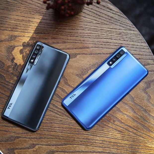 TCL zet eerste stap op de Benelux-markt met 2 nieuwe smartphones