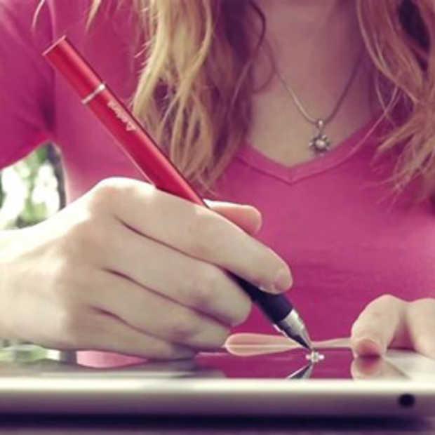Tekenen op je iPad met Jot Touch