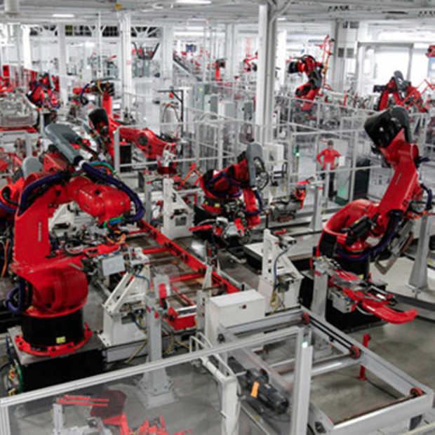 Tesla Manufacturing: Zo wordt je nieuwe favoriete groene auto gebouwd