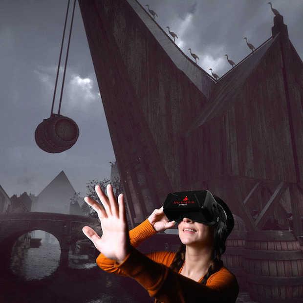 Bezoek Brugge met een Oculus Rift Virtual Reality bril
