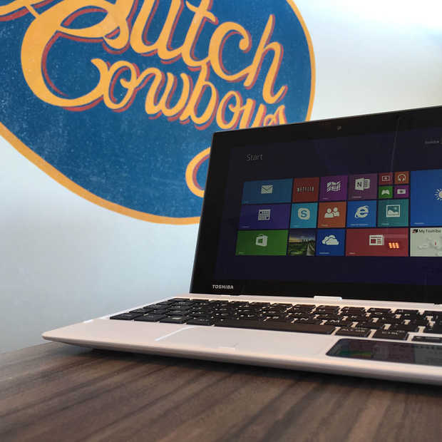 De Toshiba Satellite Click Mini; 2-in-1 is de nieuwe standaard
