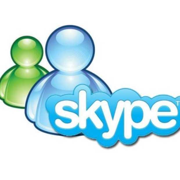 Vanaf 15/03 moet je Skypen in plaats van MSN'en