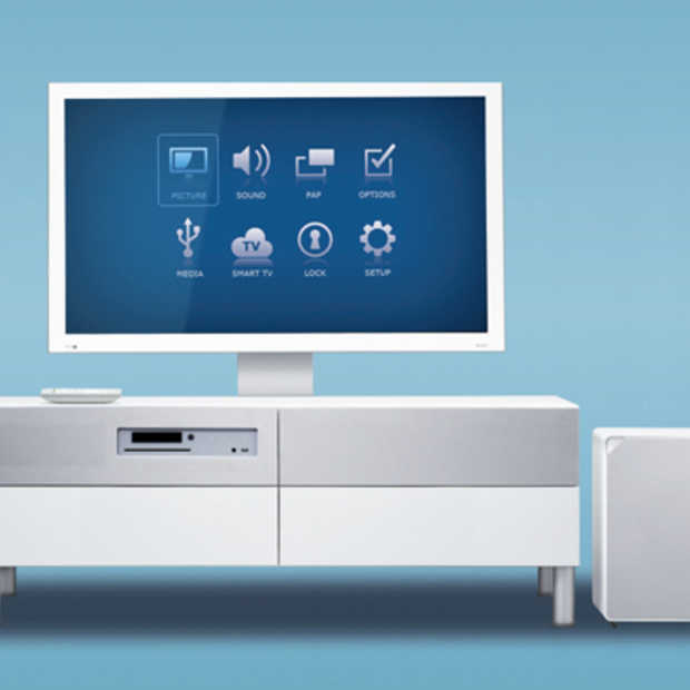 Vanaf 2/4 start IKEA België met de verkoop van UPPLEVA multimedia all-in-one
