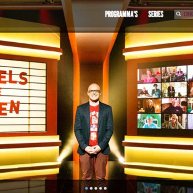 Vier & Vijf lanceren online videoplatform Meer.be