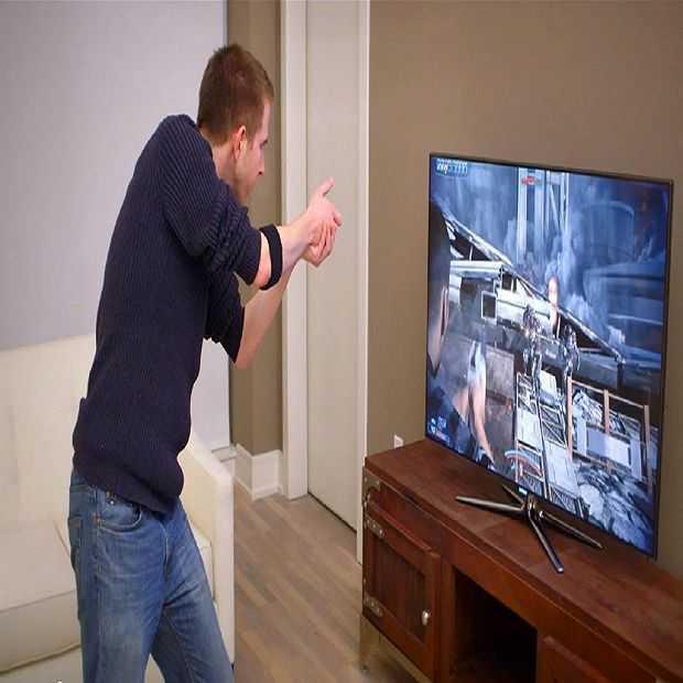 Is het bijna tijd voor de meest uitzinnige VR-controller?