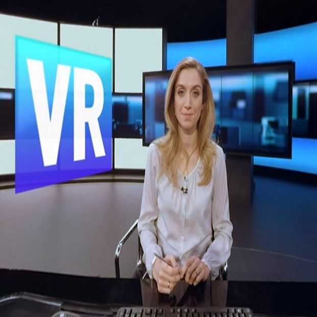 VRT Journaal in Virtual Reality