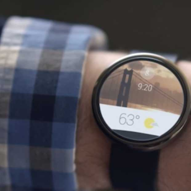 Wat we moeten verwachten van Android Wear