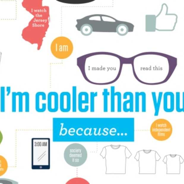 What makes an infographic cool? [infographic]