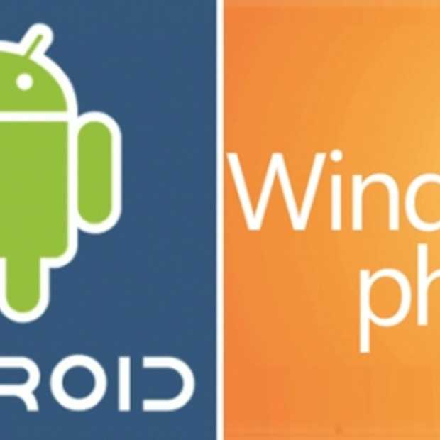 Windows Phone groeit, Samsung succesvolste Android