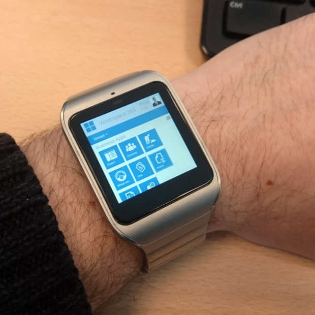 Workspace 365 haalt Office naar je Smartwatch