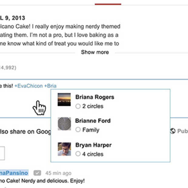Youtube comments vanaf nu met Google+